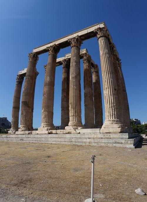 columns rome architecture