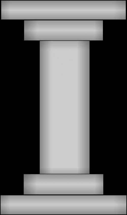 columns greek roman