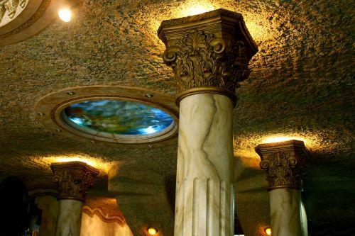 columns pillars architecture