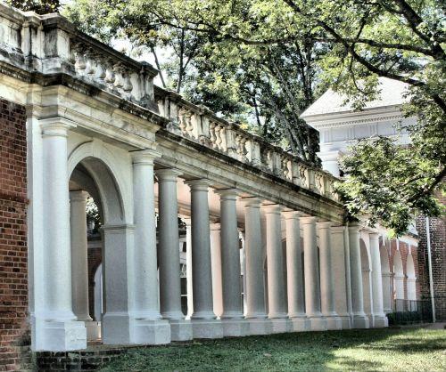 columns pillars doric