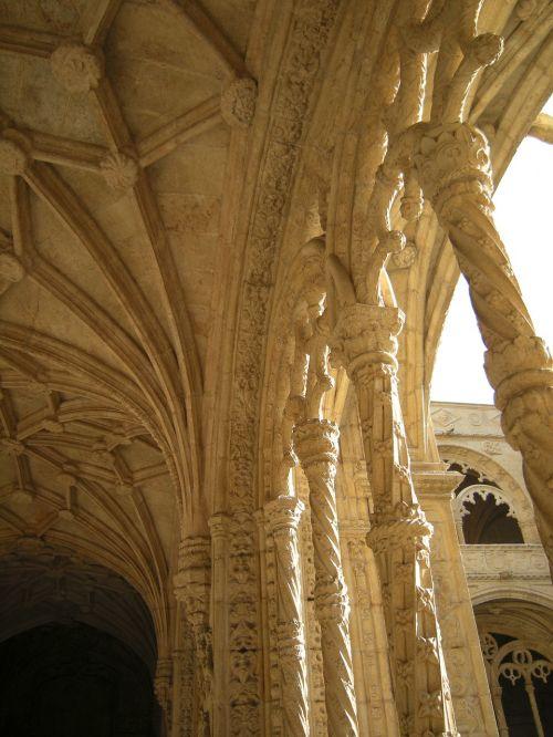 columns building classic