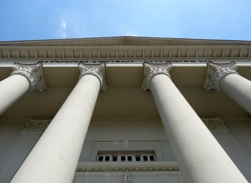 columns st peter's basilica vincent de paul