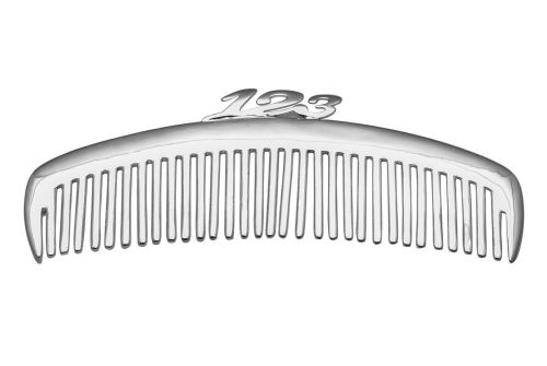 comb silver expensive