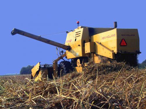 combine harvester combine clayson-140