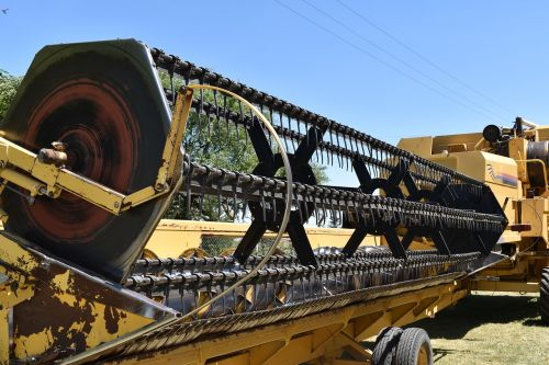 combine platform agricultural tool agriculture