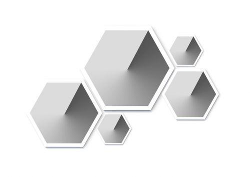 combs honeycomb form hexagon