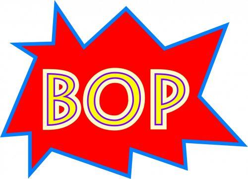 Comic Bop Sound Effect