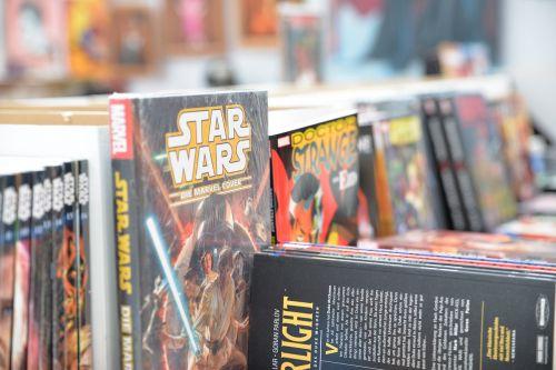 comic-con comics books