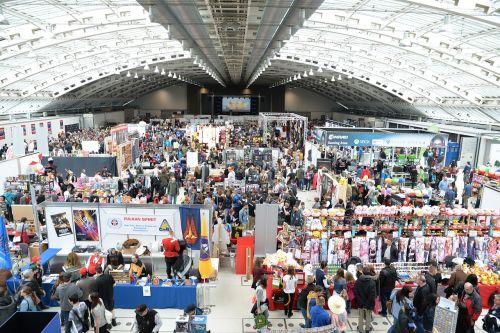 comic con convention centre