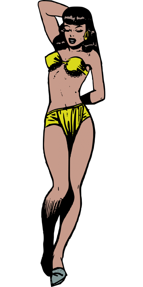 comics female girl