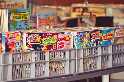 comics  used  were used