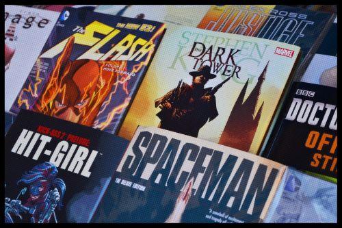 comics books superheroes