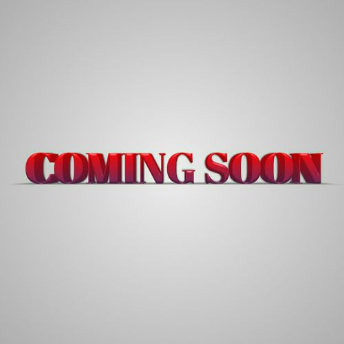 coming soon red announcement