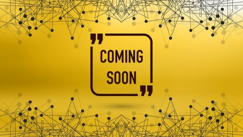 coming soon technology under construction