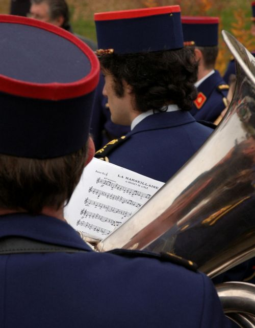 commemorate marseillaise music