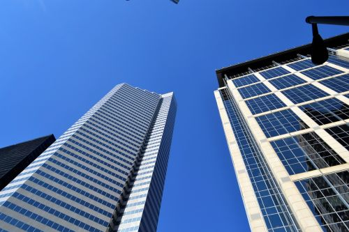 commercial buildings real-estate structure