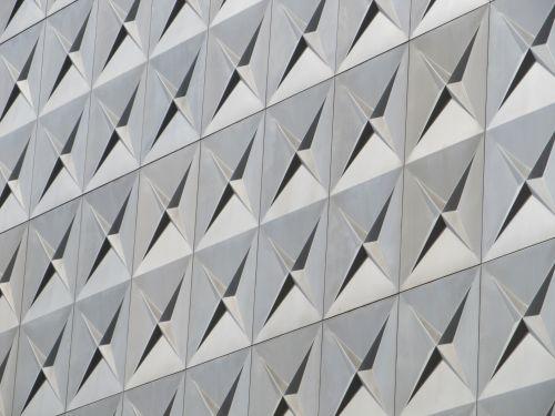 Commercial Skyscraper Facade