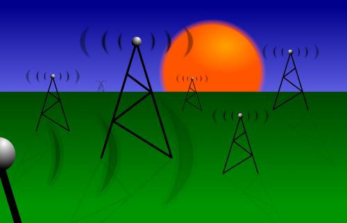 communication sender transmitter
