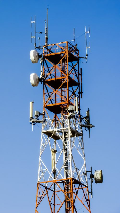 communication tower technology