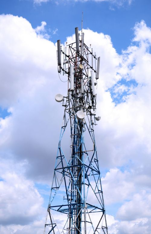 communication tower communication tower