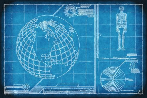 communication technology blueprint