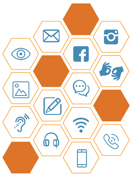 communication icons disability communication