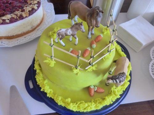 communion cake communion of children green pie