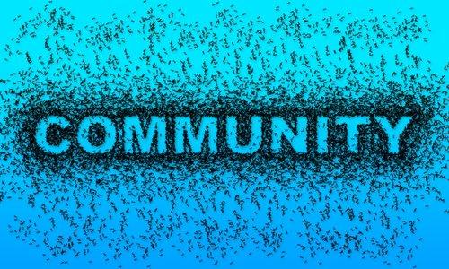 community  group  people