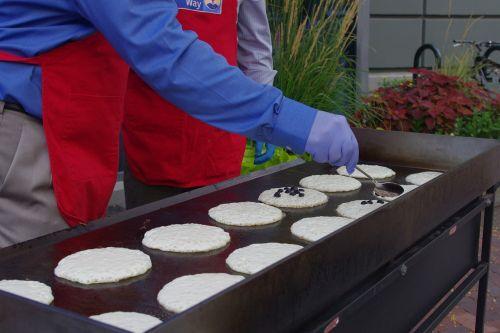community pancake feed