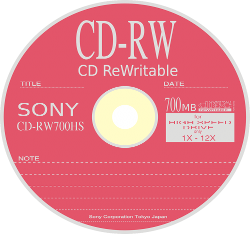 compact disc cd dvd