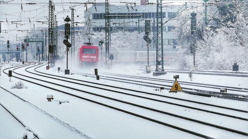 company munich train