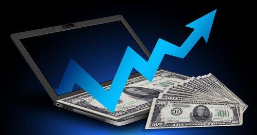 company  startup  dollar