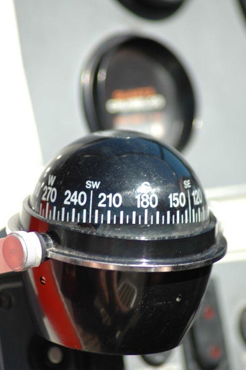 compass direction navigation