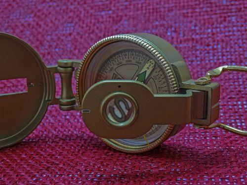 compass cardinal points metal