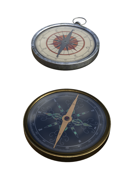 compass compasses north