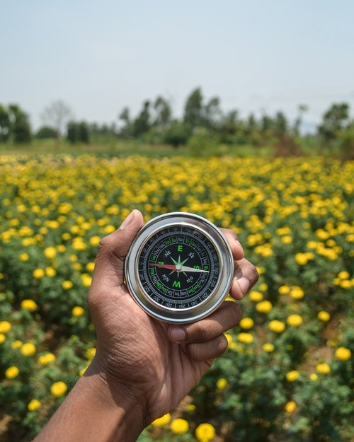 compass  travel  location