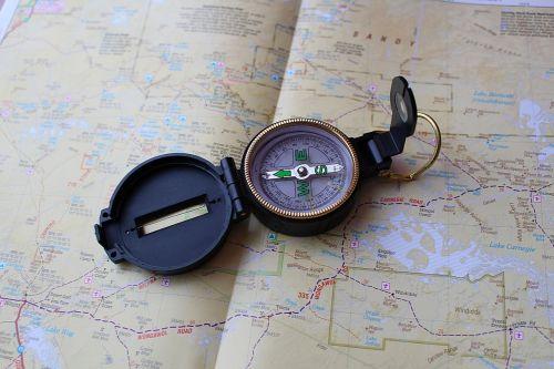 compass map navigation