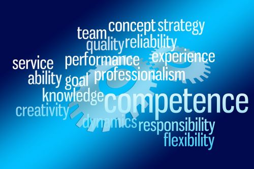 competence experience flexibility