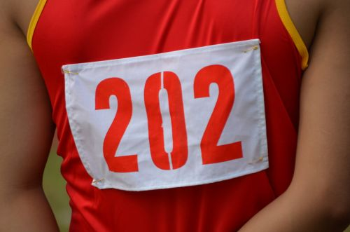 Competitor Number