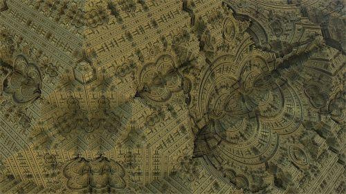 complexity fractal design