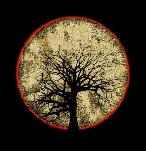composing tree fantasy