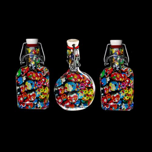 composing bottle container