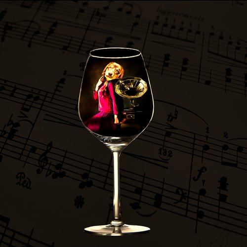composing  wine  alcohol