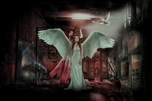 composing  fantasy  mystical
