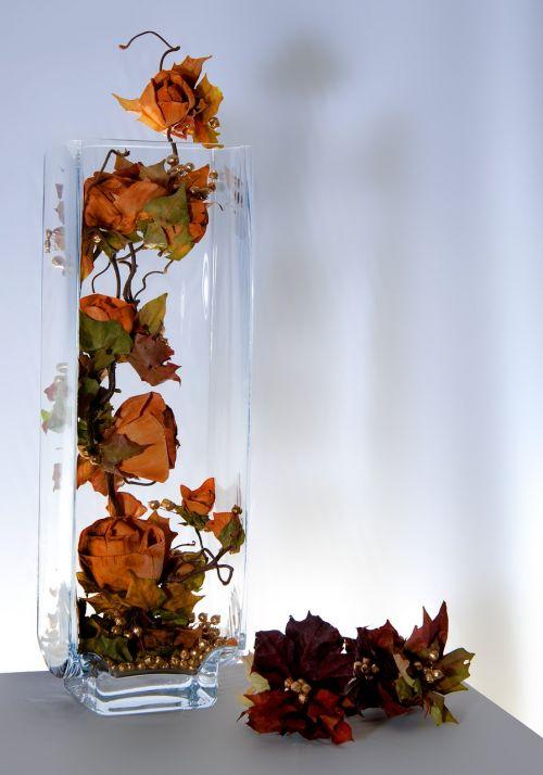 composition flowers decoration