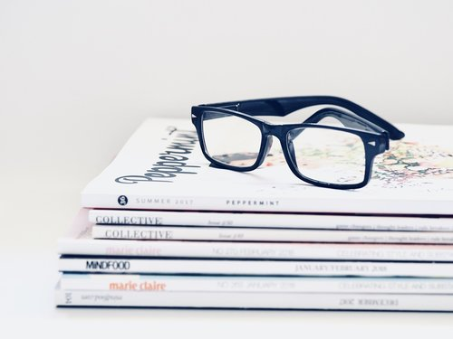 composition  writing  glasses