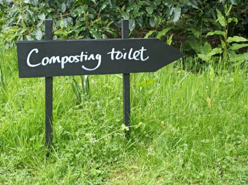 composting toilet recycle