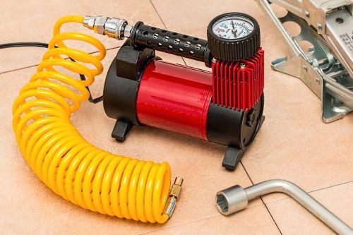 compressor tire pump tyre pump