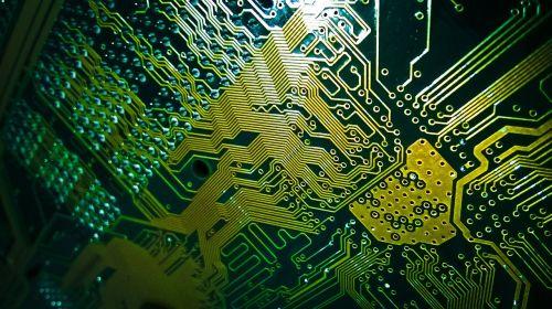 computer electronics circuit