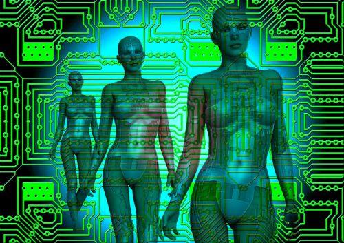 computer surreal fantasy